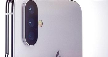 iPhone 2019 sẽ có 3 camera sau, cực đẹp và đẳng cấp
