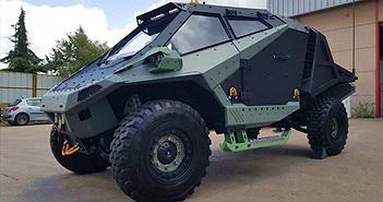 Israel khoe xe bọc thép chở quân mới tại triển lãm Eurosatory 2018