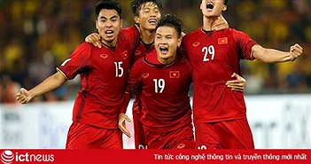 Các kênh truyền hình được tiếp sóng hai trận đấu của ĐT Việt Nam tại King' Cup 2019