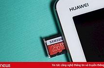 Huawei quay lại Hiệp hội thẻ nhớ SD, điện thoại Huawei tương lai lại được dùng thẻ nhớ SD bình thường