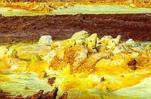 Vi khuẩn kì lạ ở núi lửa Ethiopia cho thấy sự sống có thể tồn tại trên sao Hỏa
