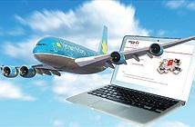 Có thể đặt vé Vietnam Airlines trực tuyến, thanh toán sau 12 giờ