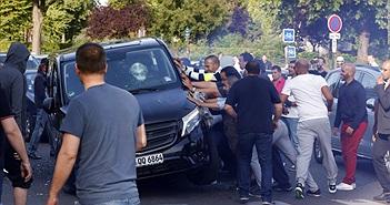 Giám đốc Uber Pháp bị bắt