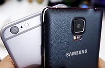 Apple vẫn áp đảo Samsung về lợi nhuận và lòng tin khách hàng