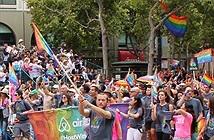 Các hãng công nghệ diễu hành ủng hộ đồng tính như thế nào?