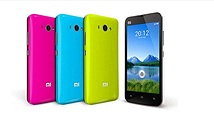 Smartphone giá rẻ Trung Quốc suy thoái