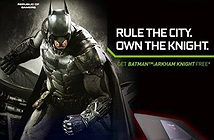 Mua ASUS ROG G751 được game khủng: Batman - Arkham Knight