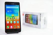 Smartphone Lenovo giảm giá hàng loạt