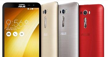 ASUS ZenFone 2 Laser màn hình khủng có giá 5,79 triệu đồng tại Việt Nam