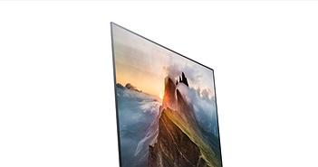 TV Bravia OLED của Sony bắt đầu bán với giá từ 79,9 triệu đồng