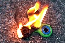 Fidget spinner Trung Quốc phát nổ