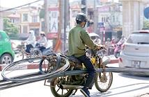 Hà Nội bỏ ý định thu hồi xe máy cũ nát từ năm 2018