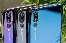 Dòng điện thoại Huawei P30 phá kỷ lục, bất chấp lệnh cấm trước đó từ Mỹ