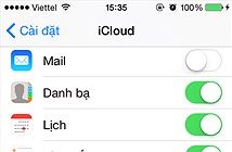 Hướng dẫn sao lưu và phục hồi dữ liệu trên iOS 8.4