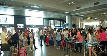 Hơn 100 chuyến bay bị ảnh hưởng do các sân bay bị tin tặc tấn công