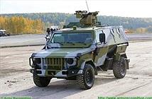 Mổ xẻ xe bọc thép mới tinh của đặc nhiệm Nga