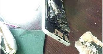 Thêm một chiếc smartphone của Xiaomi phát nổ, lần này là siêu phẩm Mi 5
