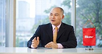CEO Bkav Nguyễn Tử Quảng lần đầu lên tiếng về BPhone 2