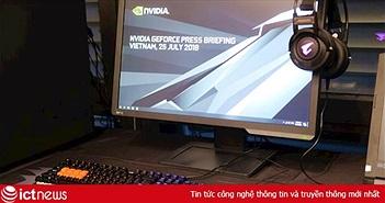 Nvidia Geforce là nền tảng được game thủ sử dụng nhiều nhất trên thế giới
