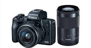 Canon dẫn dầu doanh số máy ảnh không gương lật tại Nhật Bản