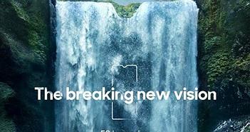 """Oppo tung quảng cáo Oppo F9 với """"tai thỏ"""" nhỏ như giọt nước"""