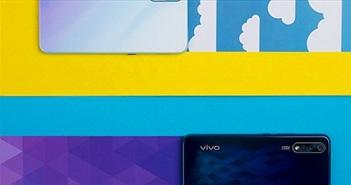 """Vivo S1 trình làng với mặt lưng chuyển sắc, camera selfie """"khủng"""""""