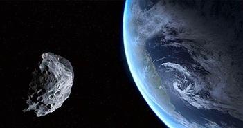 Một thiên thạch thảm họa mới sượt qua Trái đất ở khoảng cách gần mà không ai phát hiện ra