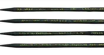 Phát hiện cây bút sắt 2.000 năm tuổi khắc chữ ở Anh