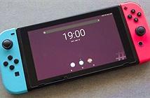 Đã cài được Android lên Nintendo Switch