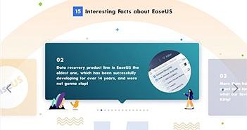 Giảm giá sâu các ứng dụng EaseUS, tham gia chương trình nhận thưởng và hơn thế nữa