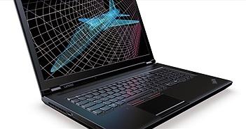 Lenovo giới thiệu 2 dòng máy trạm ThinkPad P50 và P70