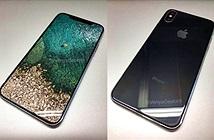 Video trên tay iPhone 8 thiết kế đẹp, camera kép đặt dọc