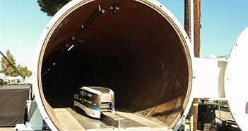 Thiết kế tàu siêu tốc Hyperloop đạt tốc độ 324km/h