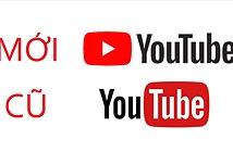YouTube lần đầu thay đổi logo sau 12 năm