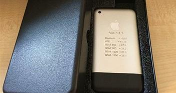 Nguyên mẫu iPhone đầu tiên đang bán đấu giá hàng trăm triệu đồng trên eBay