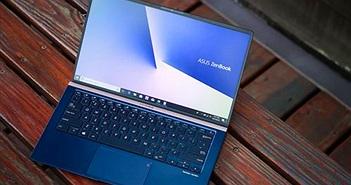 Asus ra mắt series ZenBook thế hệ mới - thiết kế thời trang 'siêu gọn'