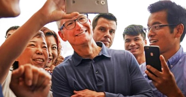 Lý do thần kỳ khiến Apple vẫn tăng trưởng bất chấp chiến tranh thương mại Mỹ - Trung