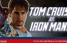 Sẽ ra sao nếu Tom Cruise trở thành Iron Man? Công nghệ Deepfake sẽ cho câu trả lời
