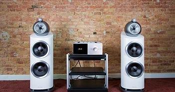 Ưu đãi lớn chưa từng có, mua loa B&W 800 series, tặng ampli Anthem đầu bảng
