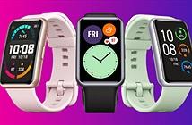 Huawei Watch Fit ra mắt: pin 10 ngày, màn hình 1,64 inch, giá 110 USD