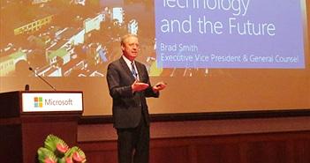 """Phó Chủ tịch Microsoft cam kết đảm bảo an ninh cao nhất cho """"đám mây"""""""