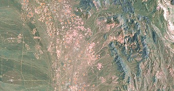 """""""Đột nhập"""" bãi thử vũ khí hạt nhân của Mỹ ở sa mạc Nevada"""