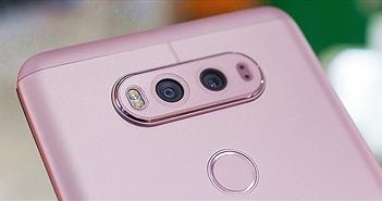 Đập hộp LG V20: máy đẹp, Android 7.0, một SIM, giá 16.990.000 đồng