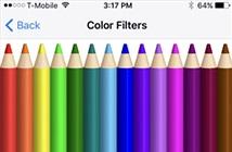 Sửa lỗi màn hình iPhone 7 bị ngả vàng