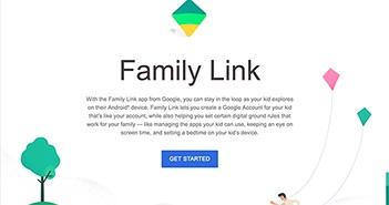 Google cải thiện trải nghiệm Android dành cho trẻ nhỏ với Family Link