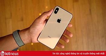 Một số iPhone XS và XS Max gặp lỗi không sạc được pin