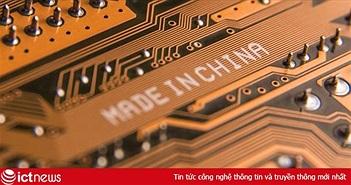 Không thể ngăn chặn tham vọng công nghệ của Trung Quốc, dù chiến tranh thương mại có hay không