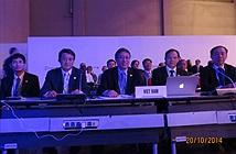 Việt Nam trúng cử vào Ủy ban vô tuyến của Liên minh viễn thông quốc tế