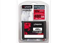 Kingston giới thiệu dòng SSDNow UV300, flash NAND TLC