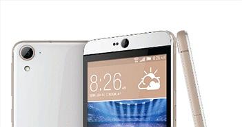 HTC ra smartphone Desire màn hình lớn, chuyên selfie